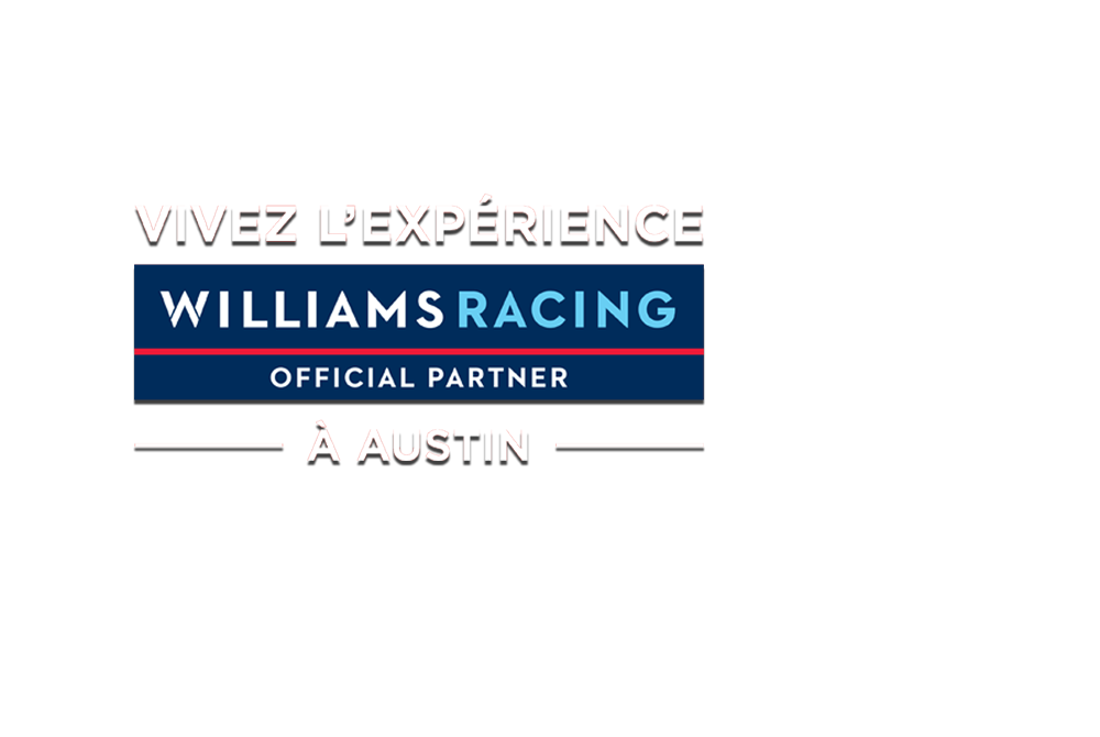 Expérience Williams Racing
